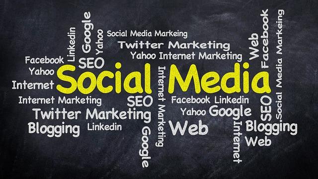 výčet sociálních médií