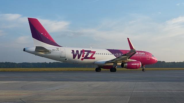 letadlo wizz
