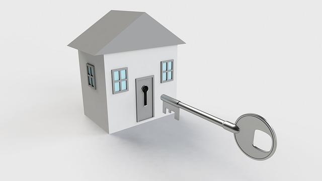 stříbrný domek
