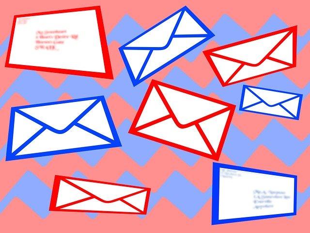 nakreslené obálky